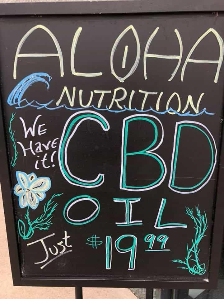 Aloha-Nutrition-CBD-Oil-Sign